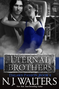 """Eternal Brothers"" N. J. Walters"