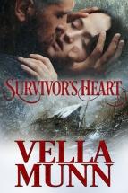 """""""Survivor's Heart"""" Vella Munn"""