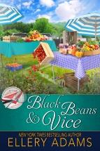 """""""Black Beans & Vice"""" Ellery Adams"""