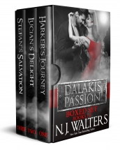 """Dalakis Passion Boxed Set"" N. J. Walters"