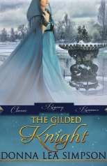 """The Gilded Knight"" Donna Lea Simpson"
