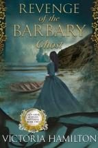 """""""Revenge of the Barbary Ghost"""" Victoria Hamilton"""