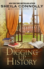 """""""Digging Up History"""" Sheila Connolly"""